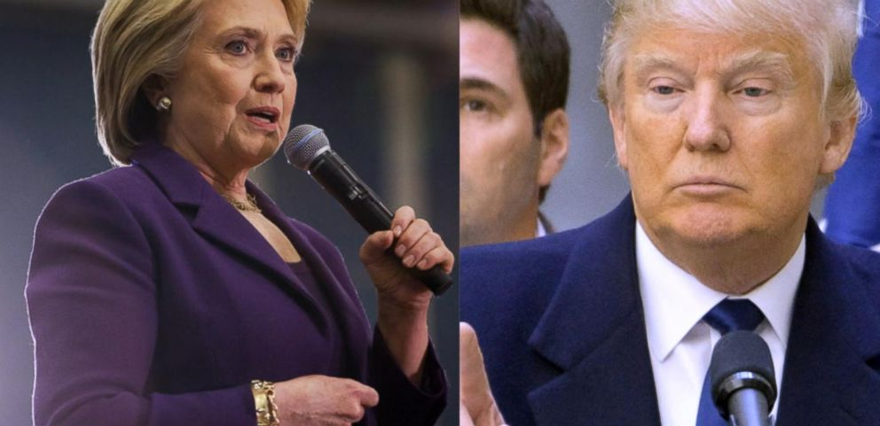 VIDEO: Hillary Clinton Says Donald Trump is Loose Cannon