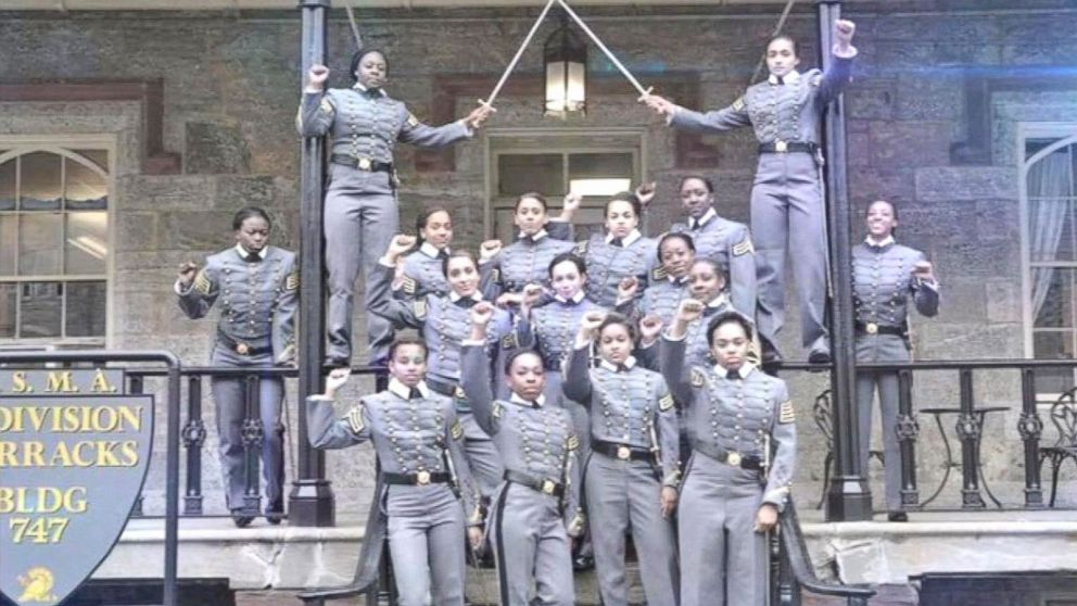 West Point Cadets' Raised-Fists Photo Sparks Investigation