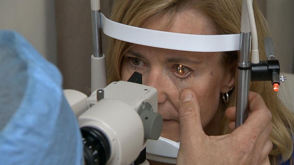 67b14408849 Revolutionary New Procedure Could Replace Reading Glasses - ABC News