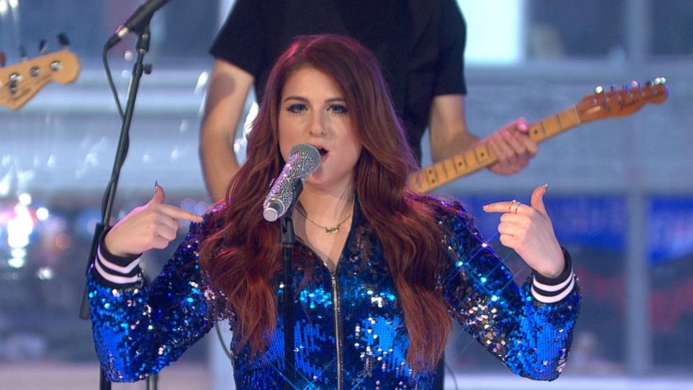 VIDEO: Meghan Trainor Performs Me Too