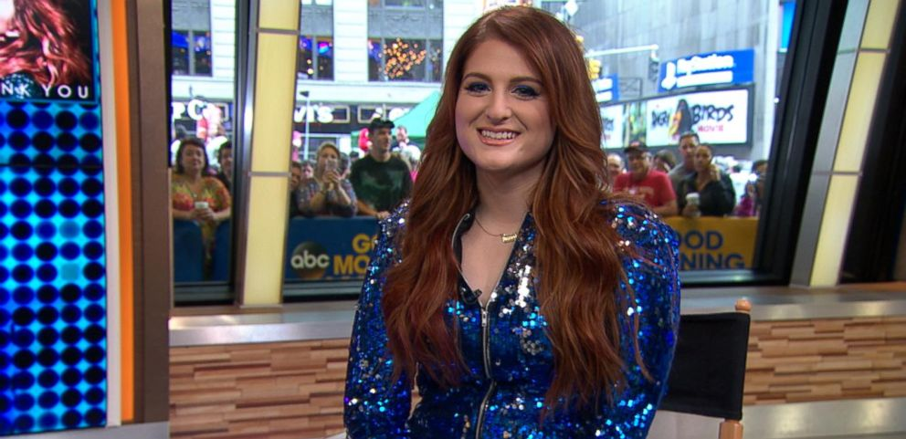 VIDEO: Meghan Trainor Talks Body Shaming on GMA