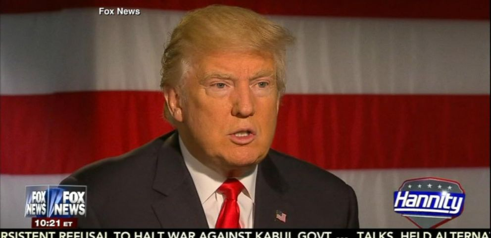 VIDEO: Donald Trump Launches Harshest Attacks Yet on Bill Clinton