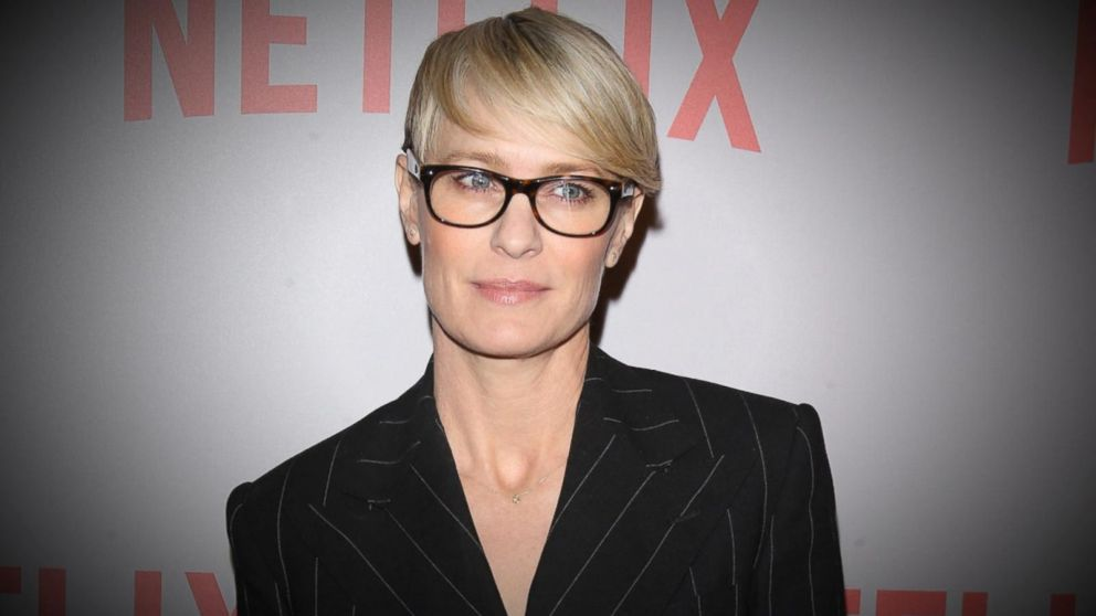 How House Of Cards Star Robin Wright Negotiated Equal Pay Video