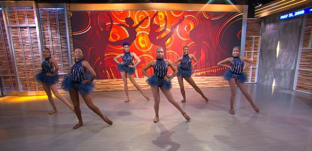 Hiplet' Has Ballet Dancers Getting Down to Hip-Hop - ABC News