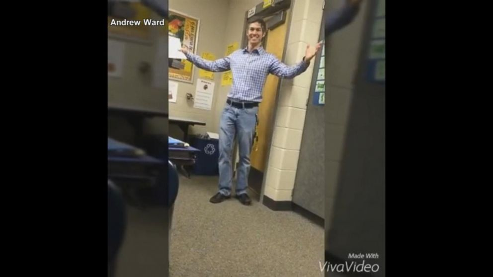 Students surprise spanish teacher with hilarious video of his daily students surprise spanish teacher with hilarious video of his daily greeting m4hsunfo