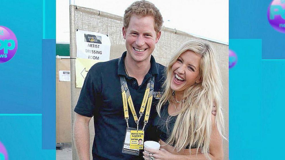 Prince Harry, Ellie Goulding Romance Rumors Emerge Video ...