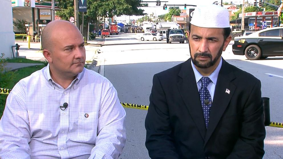 Community Leaders Respond to Orlando Massacre
