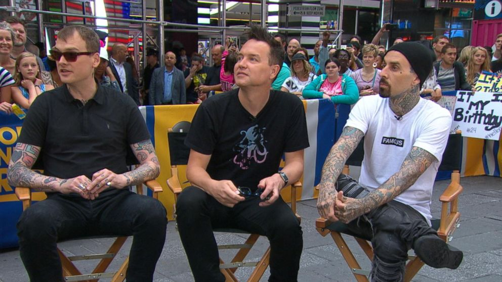 Blink 182 Opens Up On Gma About Changes Big Comeback