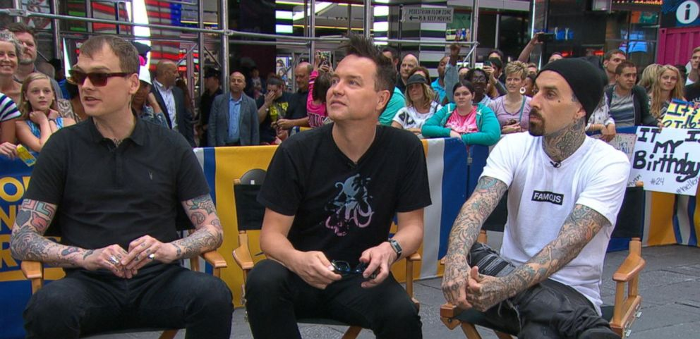VIDEO: Blink 182 Opens Up on GMA About Changes, Big Comeback