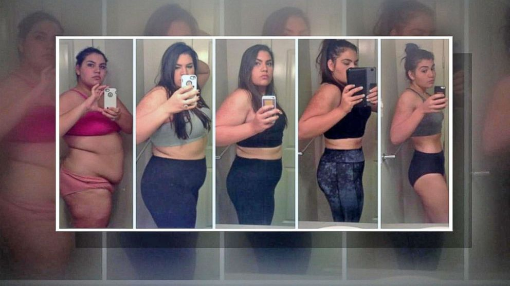 Teacher Reveals Extreme Weight Loss On Instagram Video Abc News