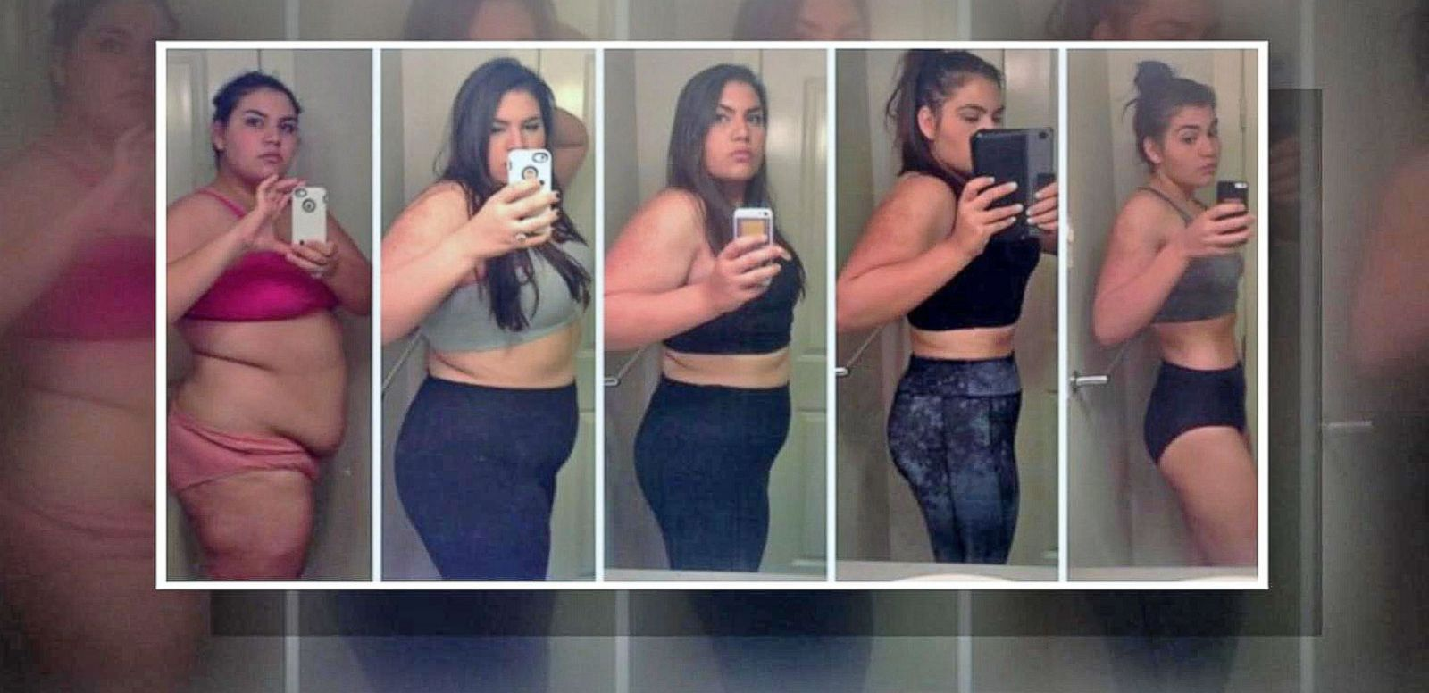 VIDEO: Teacher Reveals Extreme Weight Loss on Instagram