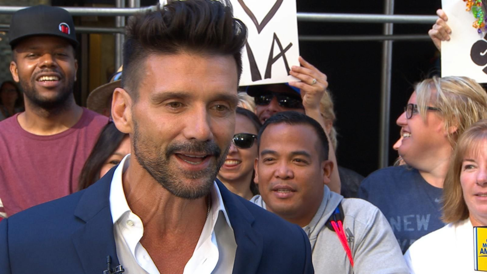 Frank Grillo Of The Purge Cites Wine As His Secret To Staying