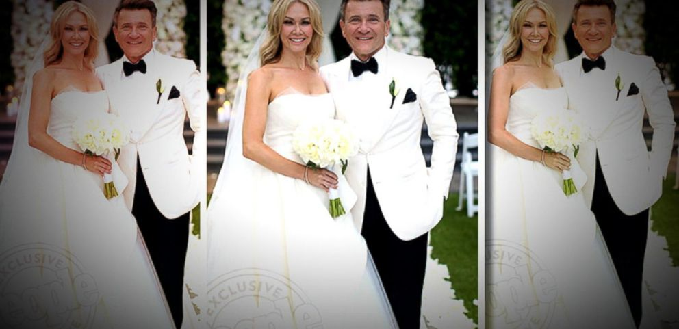 VIDEO: DWTS Pro Kym Johnson Marries Robert Herjavec