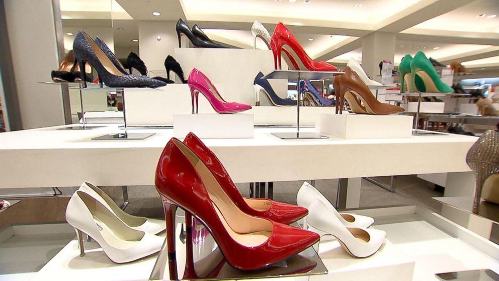 556d61556f01 buffering. Replay. Design Changes Aim to Provide High Heel-Wearers More  Comfort