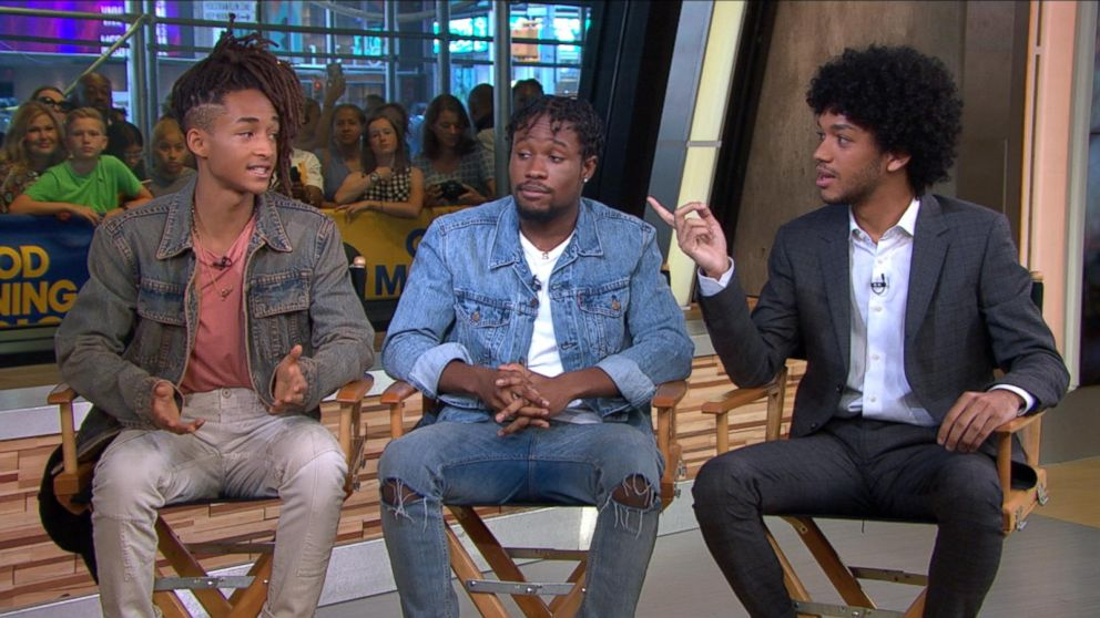 VIDEO: Jaden Smith Talks The Get Down on GMA
