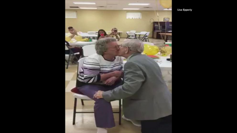 VIDEO: 92-Year-Old Husband Serenades Wife