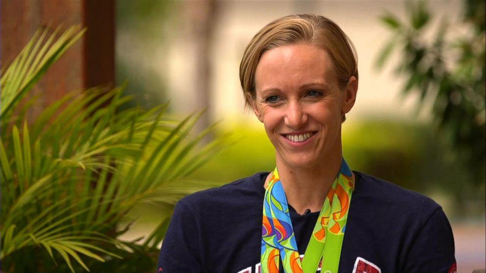 VIDEO: Olympics 2016: Medalist Dana Vollmer Gears Up for Next Swim