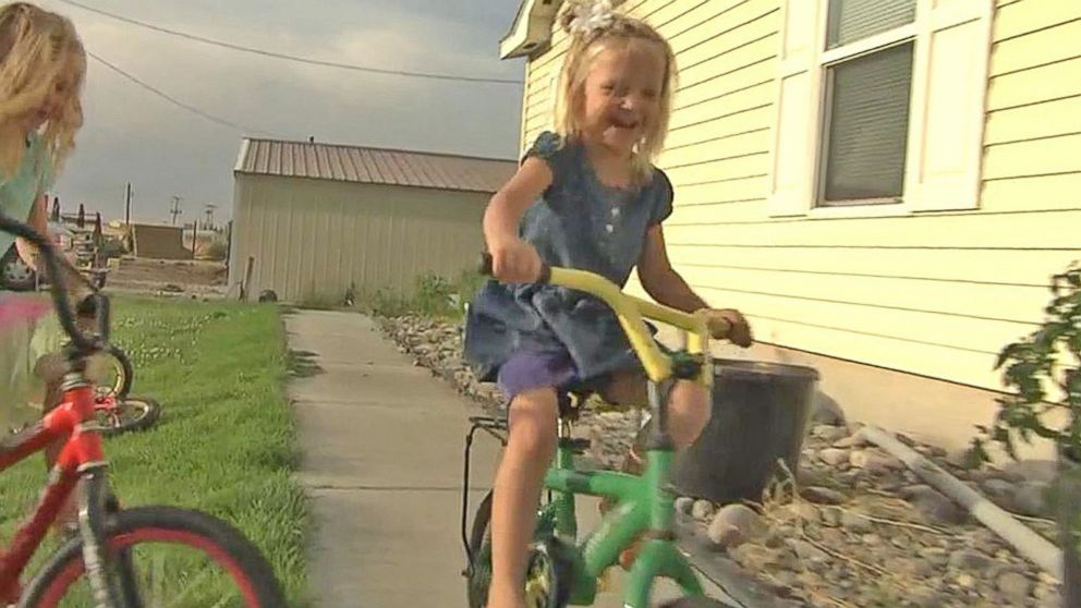 VIDEO: 4-Year-Old Girl Survives Mountain Lion Attack