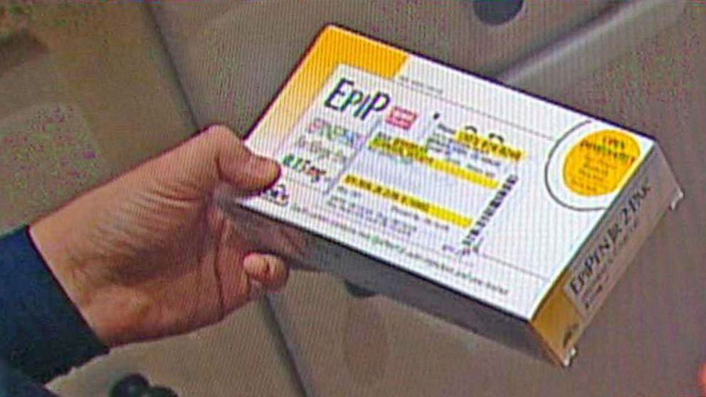 VIDEO: Price Increase for EpiPens Causes Outrage