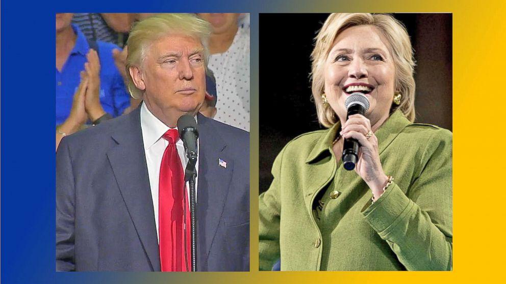 VIDEO: Donald Trump Calls for Special Prosecutor for Hillary Clinton
