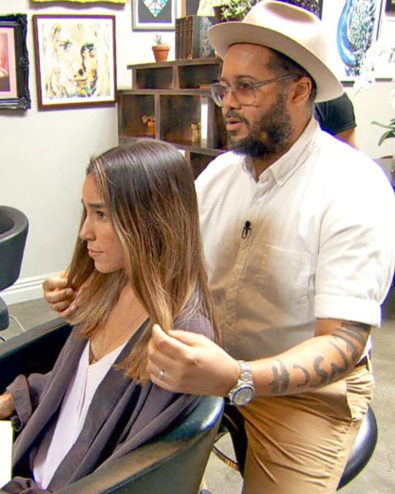 Comparing High-Price and Low-Cost Haircuts - ABC News