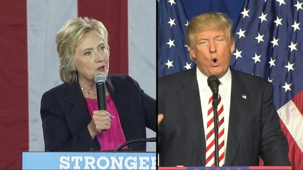 VIDEO: Hillary Clinton and Donald Trump Engage in New War of Words