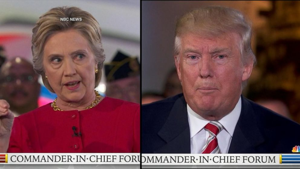 VIDEO: Donald Trump Shares Information From Classified Intelligence Briefing