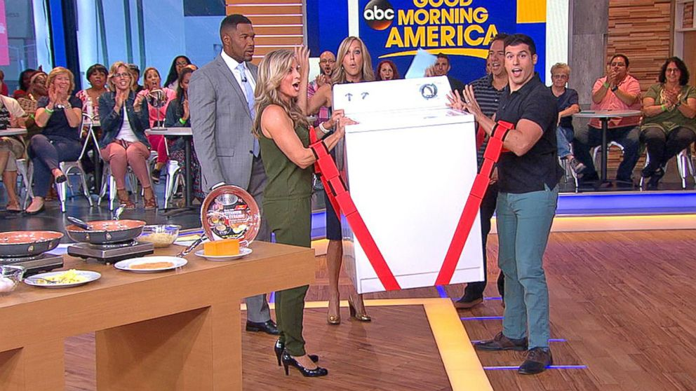 VIDEO: GMA Tries Popular Infomercial Home Products