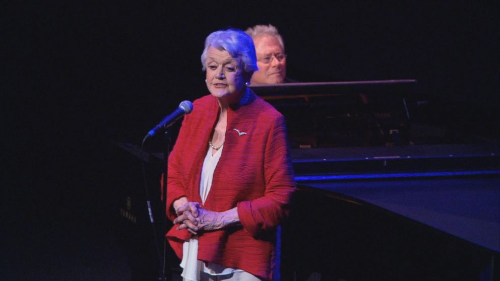 VIDEO: Angela Lansbury Sings Beauty and the Beast for Films 25th Anniversary
