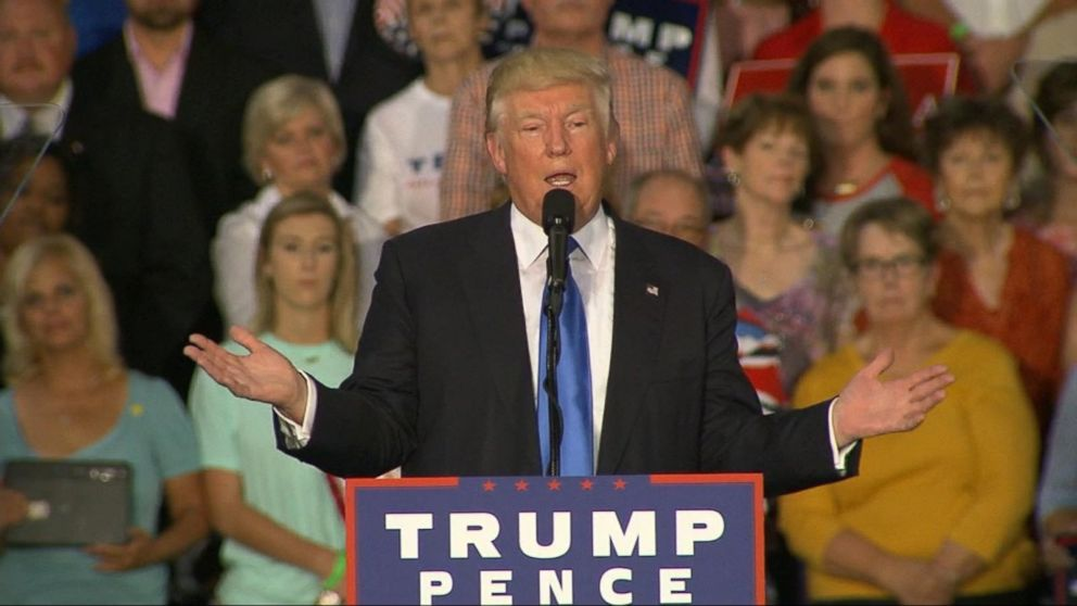 VIDEO: Donald Trumps Charity Under Fire
