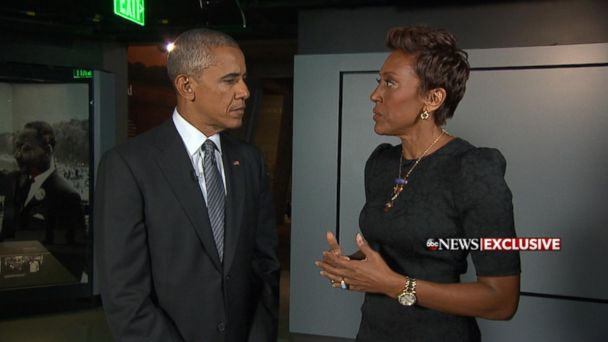 Exclusive: President Obama on Policing, Violence in Charlotte