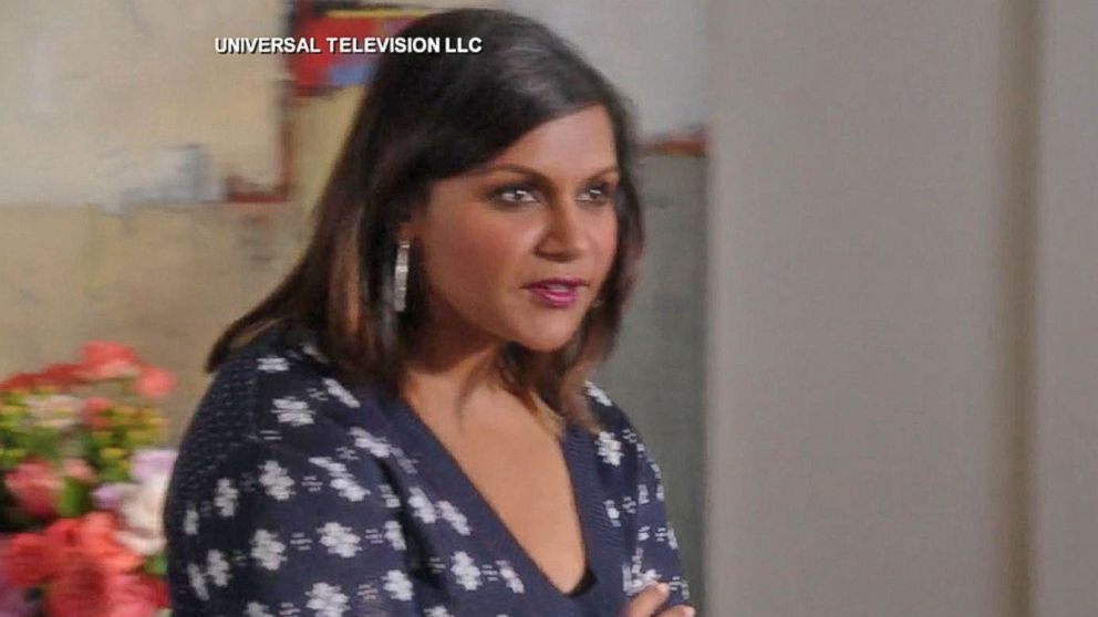 Actress Mindy Kaling Visits Gma Video Abc News