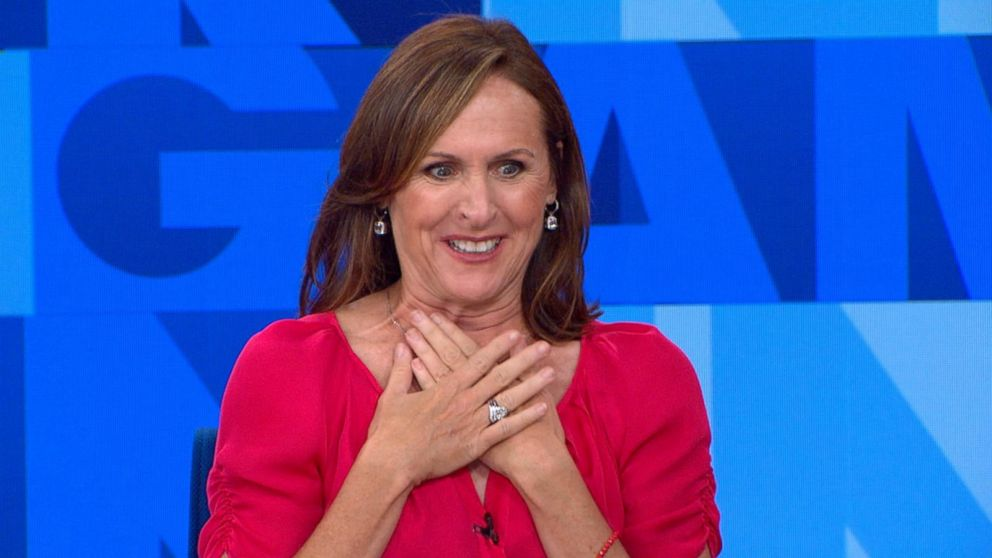 VIDEO: Molly Shannon Talks New Show on GMA