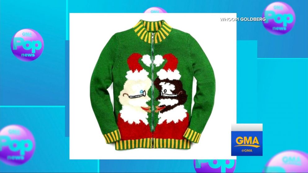 Whoopi Goldberg Has New High End Holiday Sweater Line Abc News