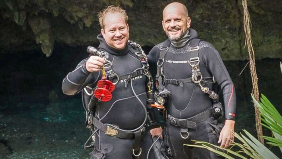 2 Cave Divers Found Dead While Exploring Eagle's Nest in