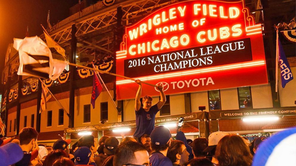 Chicago Cubs World Series Desktop Wallpaper