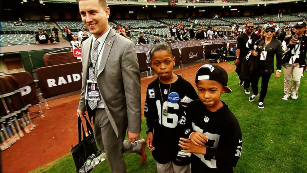 VIDEO: 12-Year-Old Boy With Heart Condition Gets His NFL Wish