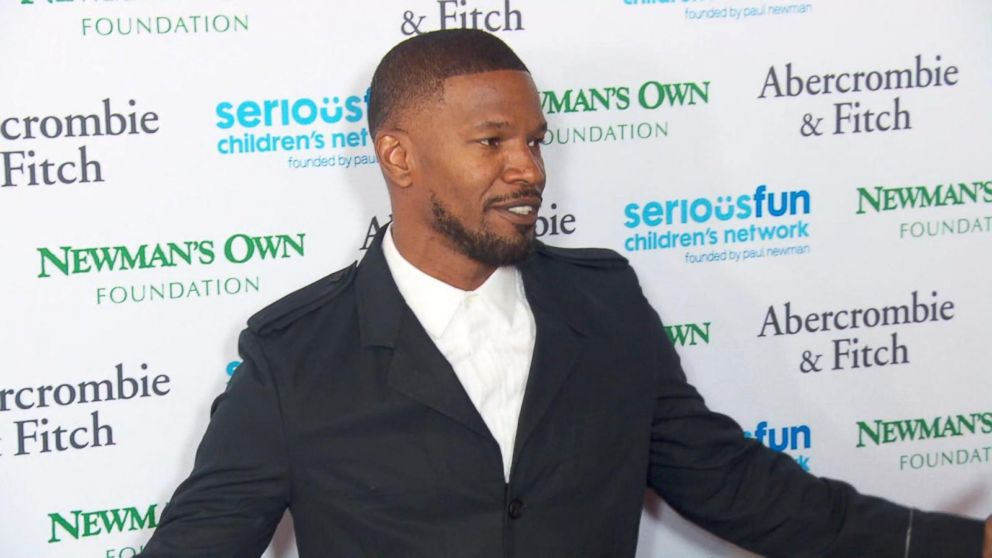 Jamie Foxx to Produce TV Series on Marvin Gaye Video - ABC ...