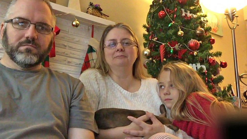 VIDEO: GPS Leads Family Stranded on Snowy Mountain Road