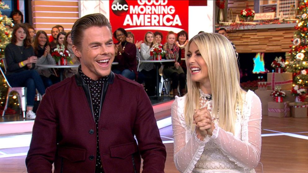 Julianne And Derek Hough Tour 2020 Derek and Julianne Hough Announce New 'Move   Beyond' Tour   ABC News