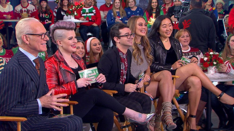 'Project Runway: Junior' Judges Critique the 'GMA' Anchors' Christmas Sweaters