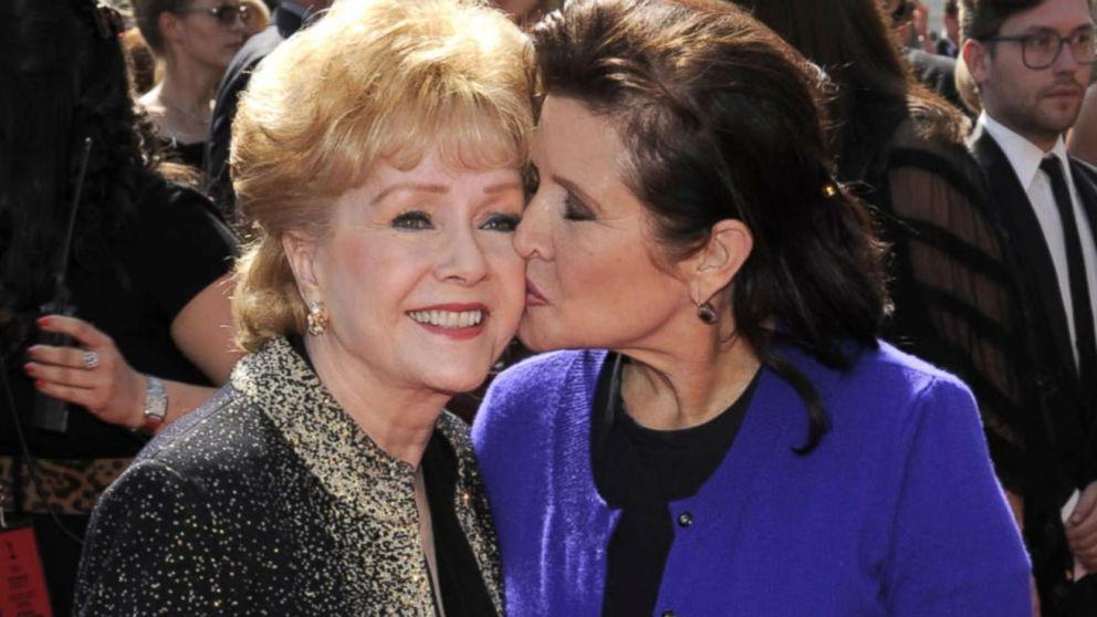 VIDEO: Debbie Reynolds Dies at 84
