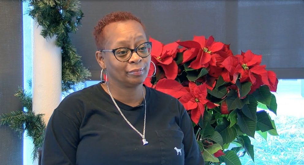 Mom Sherri Withrow of Lexington, Kentucky, talks about her son, Marquis Davis, 17, who received a life-saving Christmas gift with a heart and kidney transplant.
