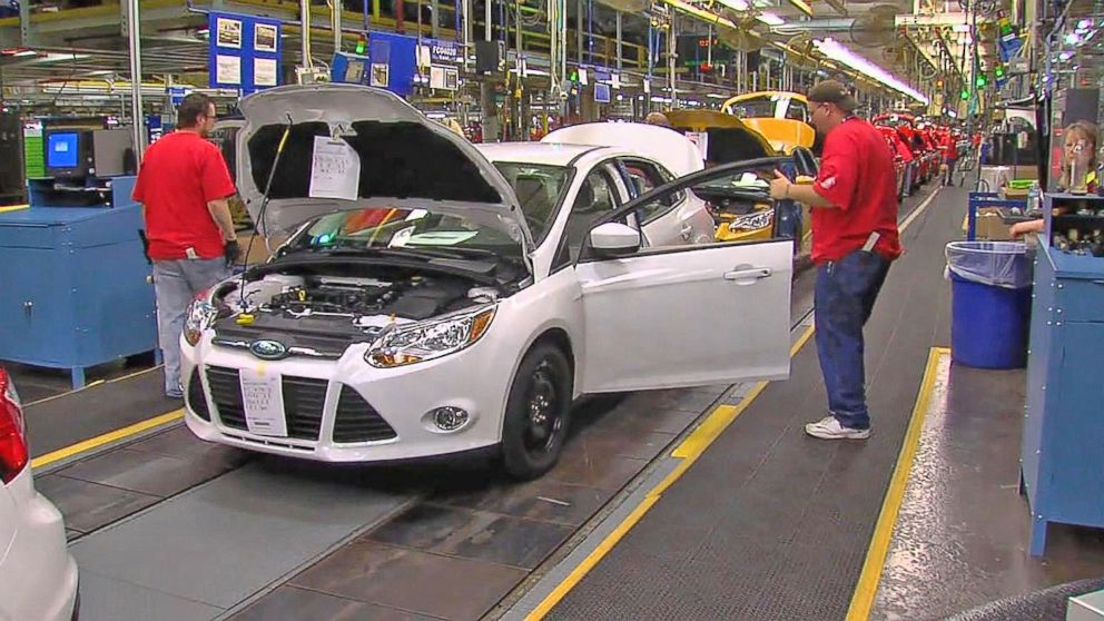 Ford Cancels 1 6b Mexico Plant