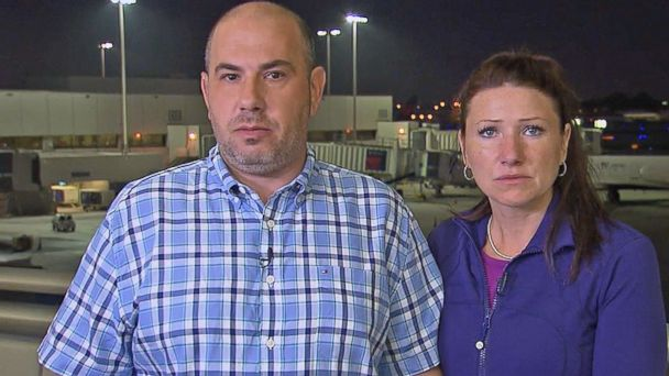Husband, Wife Describe Concern Over Family's Safety During Fort Lauderdale Shooting
