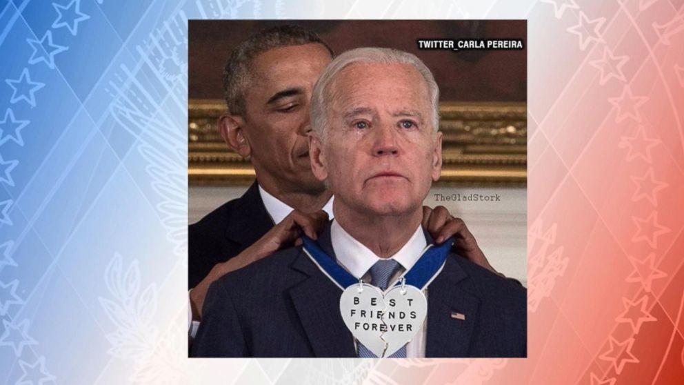 Image result for pic of obama giving joe biden medal