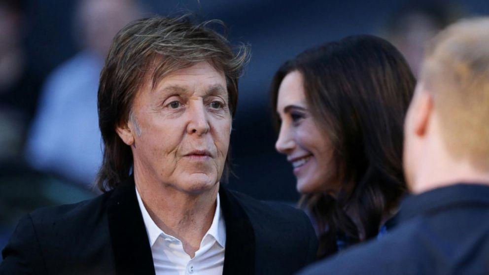 Paul McCartney Sues Over Beatles Copyrights