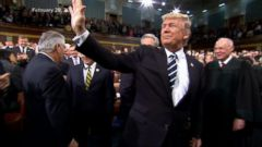 VIDEO: What to expect from President Trumps State of the Union address