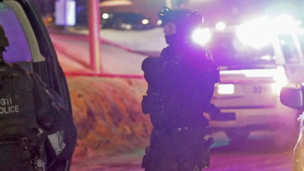 Motive Unknown in Canada Mosque Shooting