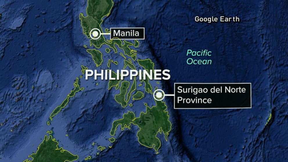 Philippines hit with huge earthquake video abc news buffering gumiabroncs Image collections